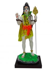 Paras Magic Standing Shiv Ji(5.25X4.75X13 inch)