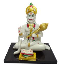 "Paras Magic Reading Hanuman Idol(10.25X8.25X11"")"