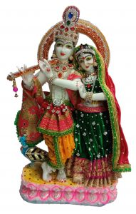 Paras Magic Radha Krishna Ji(15.5X7X17.75 inch)