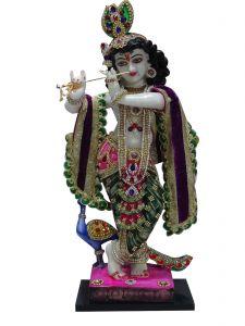Paras Magic Krishna Idol(9.5x6.25x25.5)