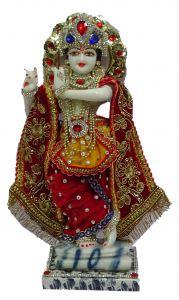 Paras Magic Krishna Ji (4.25X4.25X12.25 inch)