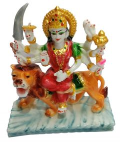 Paras Magic Durga Mata Idol (8X3.25X8.75 inch)