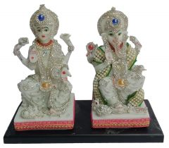 Paras Magic Lakshmi Ganesh Ji (10x5x7 inch)