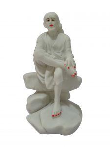 """Paras Magic Sai Baba Idol(6X5.25X9.5"""")"""