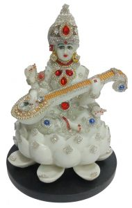 Paras Magic Saraswati Ji (8x8x11 inch)