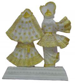 Paras Magic Iskon Radha Krishna Ji (13.75X7X18 inch)