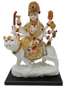 "Paras Magic Durga Mata Idol23 (9X5X11"")"