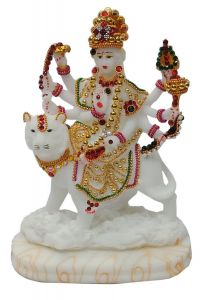 Paras Magic Durga ji (6.5X3.5X8.5 inch)