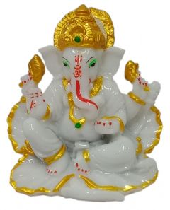 Paras Magic Patta ganesh JI (4x2.5x4 inch)