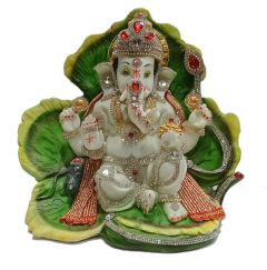 Paras Magic Patta Ganesh Ji (11.5X7X10 inch)