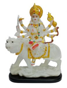 Paras Magic Durga Mata (9.75x4.75x12 Inch)
