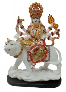 Paras Magic Durga JI 02 (9.75x4.75x12 Inch)