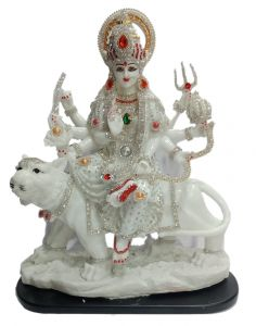 Paras Magic Durga Mata (15.5X6.25X17.25 inch)