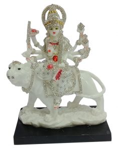 Paras Magic Durga Mata (7X4X8.75 inch)
