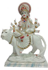 Paras Magic Durga Mata Idol (18X11X26 inches)