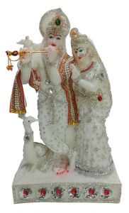 Paras Magic Radha Krishna Ji (9.5X6X16.5 inch)