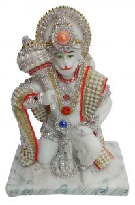 "Paras Magic Hanuman JI(5.75x3.25x8"")"