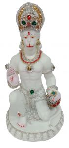Paras Magic Hanuman Ji (8.5x7x15 inch)