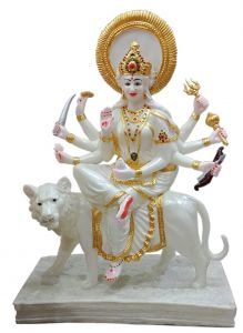 Paras Magic Durga Mata (24x12x32.75 Inch)