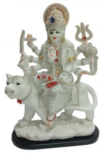Paras Magic Durga Mata (12x5.5x17 inch)