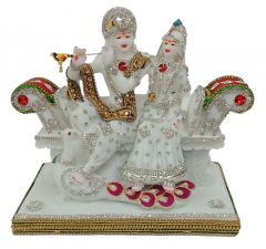 "Paras Magic Radha Krishan Ji(10.25X5.5X9"")"