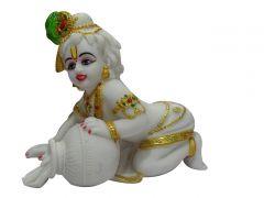 "Paras Magic Makhan Chor Krishna Idol(13X6.25X10.25"")"