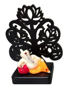 Paras Magic Ganesh on Tree Base 01 (4.5X2.25x5.5 inch)
