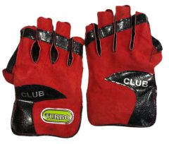Paras Magic Turbo Red And Black Keeping Gloves