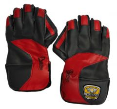 Paras Magic Turbo Practice Red And Black Keeping Gloves