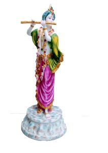Paras Magic Standing Krishna (7.5x7.5x17.5)